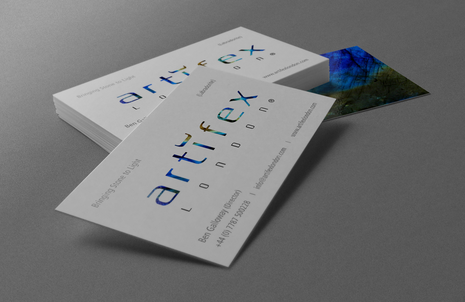 artifex_london_business cards